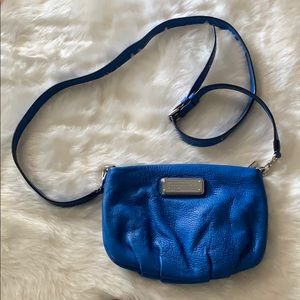 Marc Jacobs By Marc Jacobs Blue Crossbody Bag
